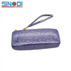 new design eyeglasses case with belt